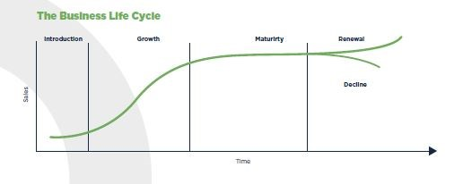 Business Life Cycle SMECO 1
